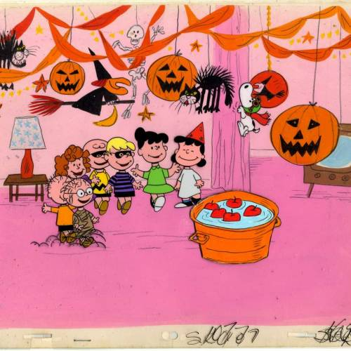 It's the Great Pumpkin Charlie Brown (1966)