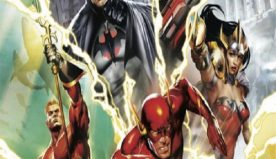 Justice League: The Flash Point Paradox (2013)