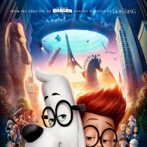 Mr. Peabody and Sherman (2014)
