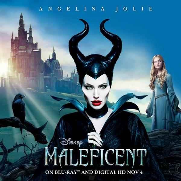 Maleficent 2014 Back Seat Viewer