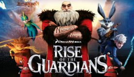 Rise of the Guaudians (2012)