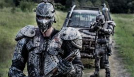 Wyrmwood: Road of the Dead (2015)