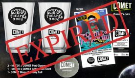 Comet TV Mystery Science Theater 3000 Giveaway