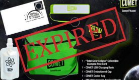 Comet TV Solar Eclipse Giveaway