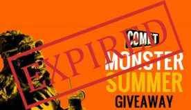 COMET TV Monster Summer Giveaway!