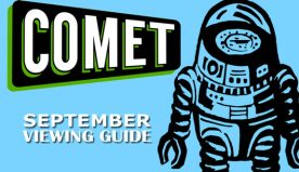 Comet TV September 2018 Airing Schedule