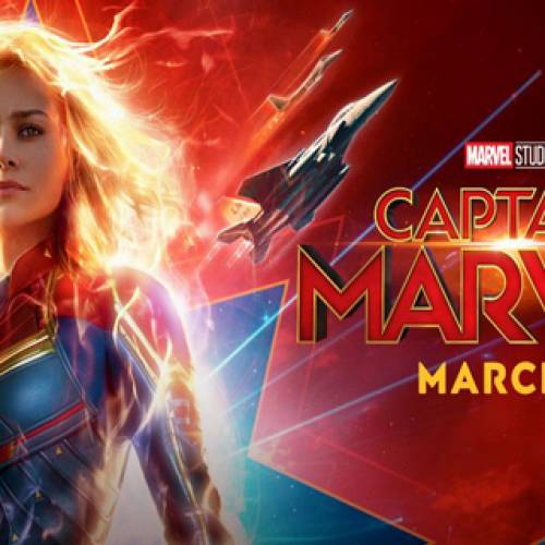 Captain Marvel (2019) Trailer 2