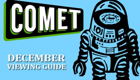 Comet TV December 2018 Airing Schedule